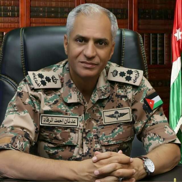Brigadier General  Adnan Ahmad Alragad