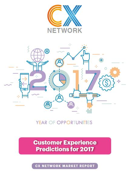 Customer Experience Predictions for 2017