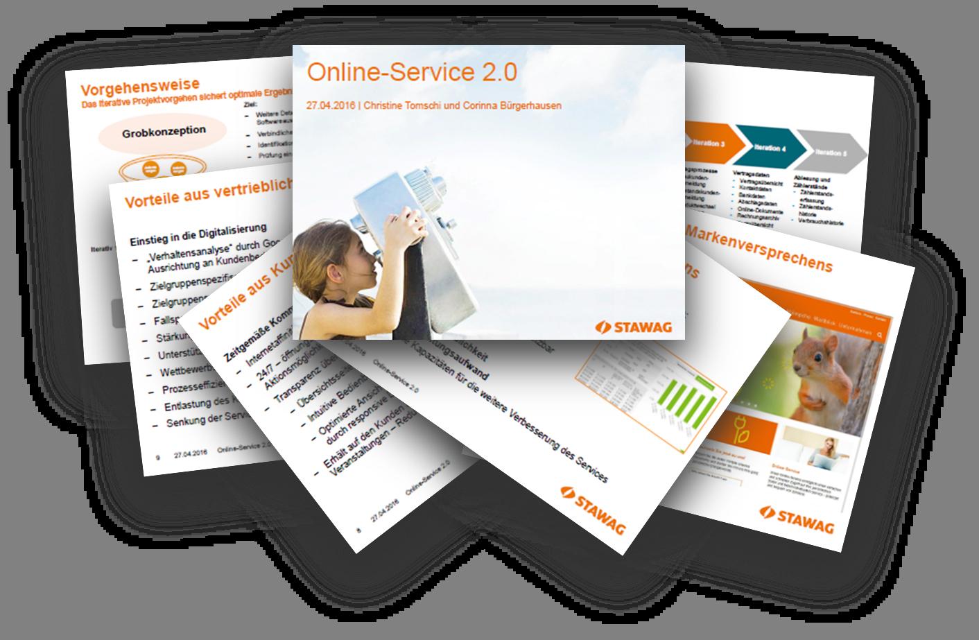 Online-Service 2.0