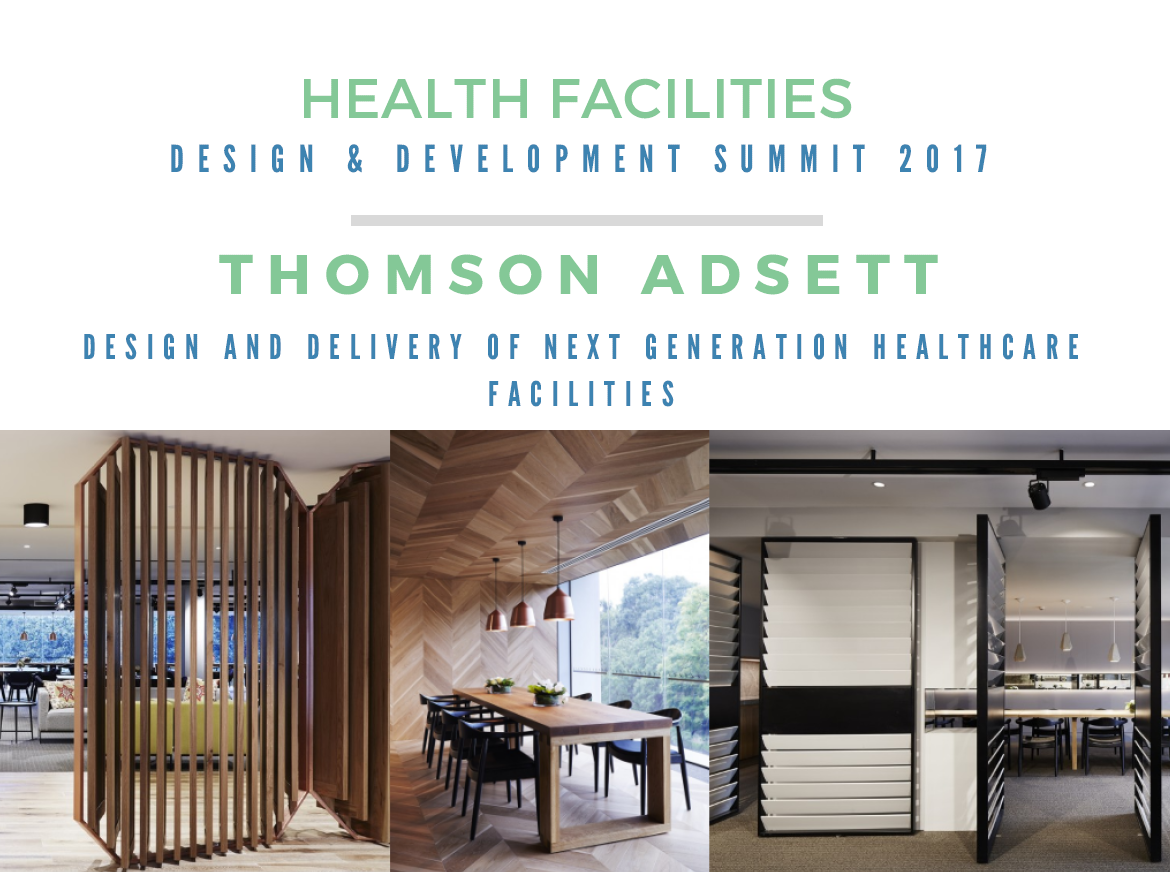 Design and Delivery of Next Generation Healthcare Facilities