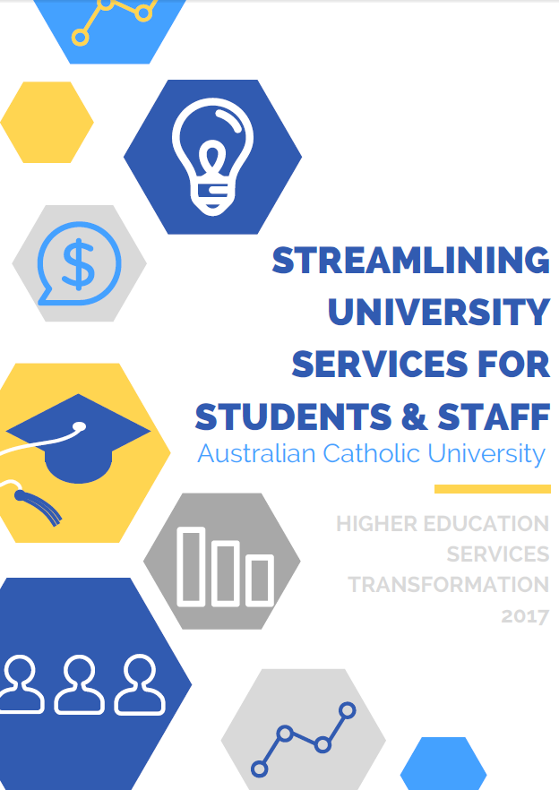 Streamlining University Services for Students & Staff