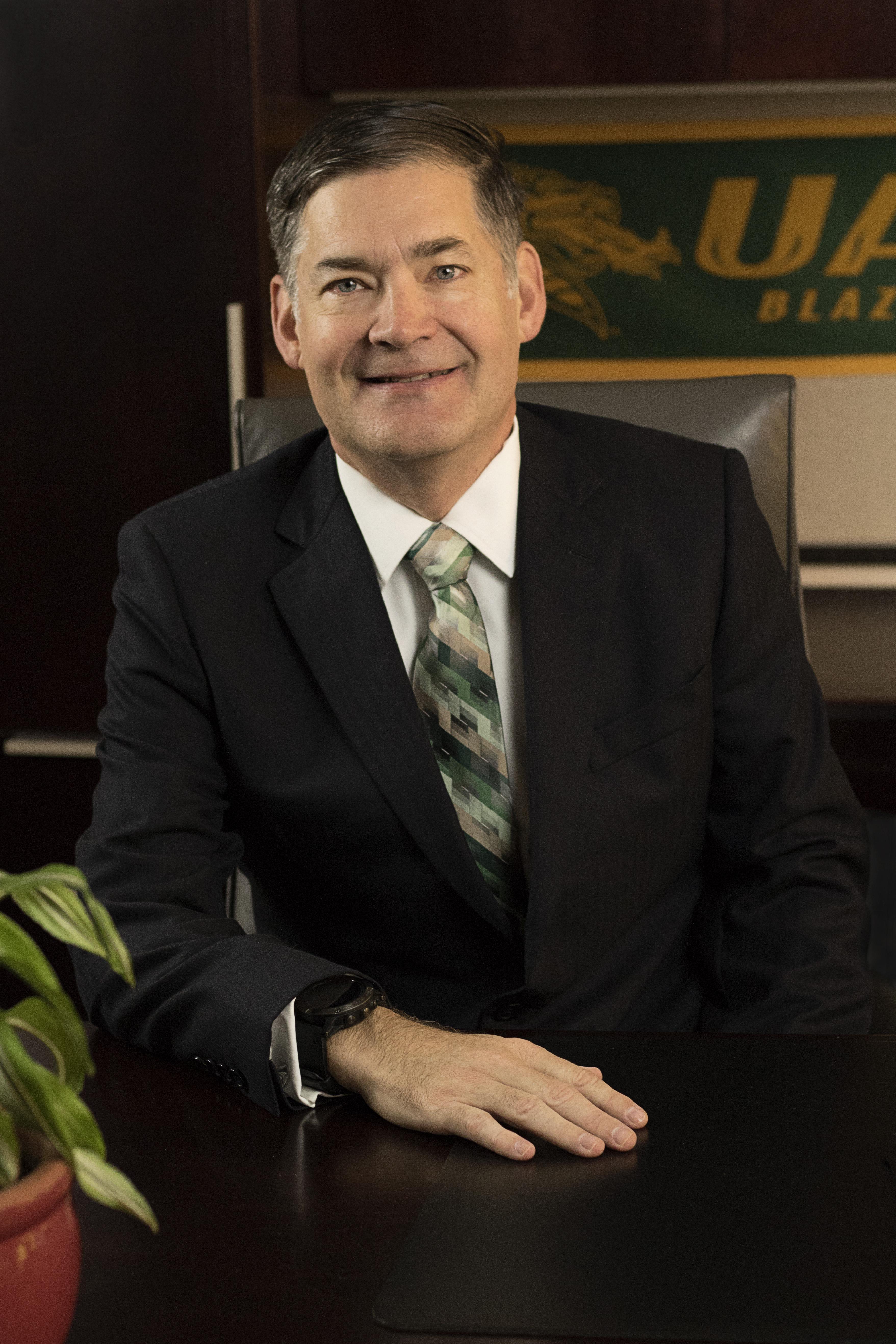 Curtis A.  Carver Jr., Ph.D.