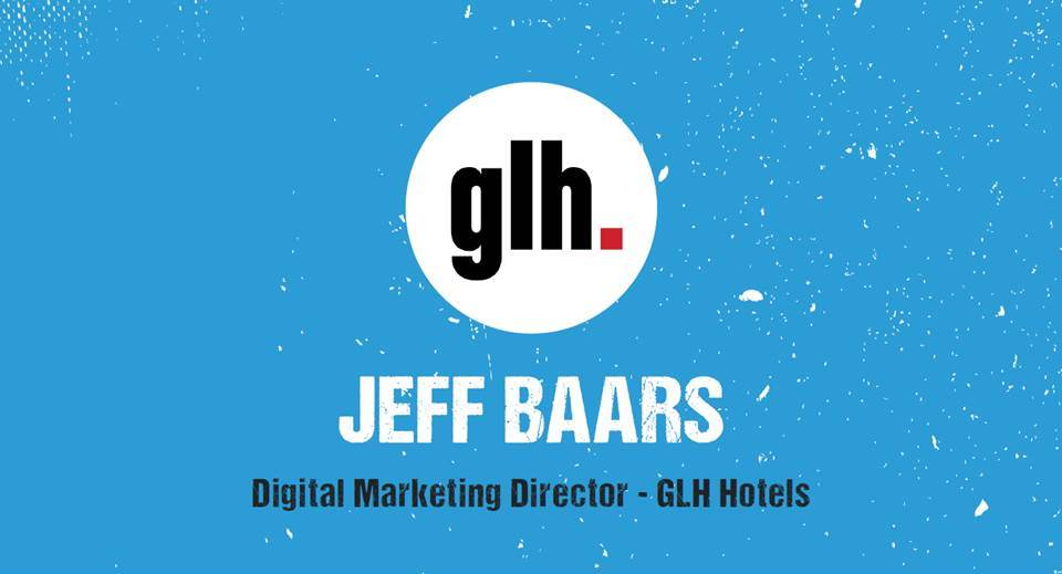 Jeff Banks, Digital Marketing Director - GLH Hotels