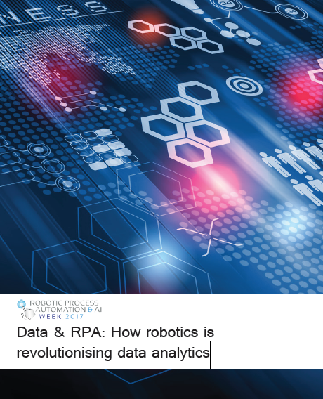 Data & RPA: How robotics is revolutionising data analytics