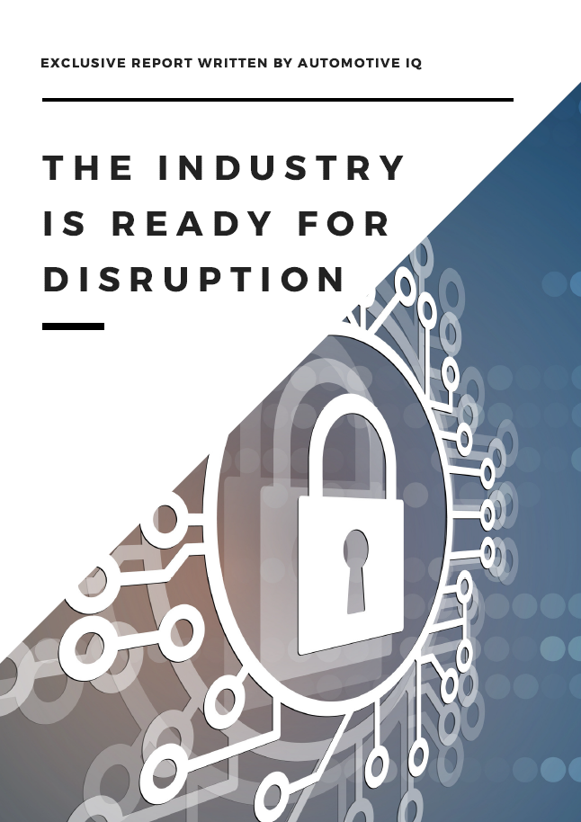 Report on is The Industry Ready for Disruption