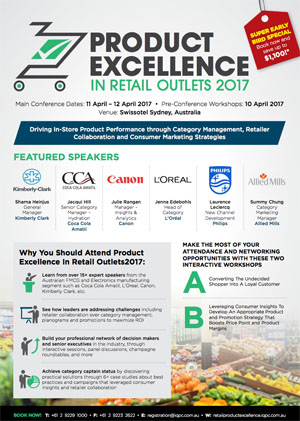 Product Excellence Agenda