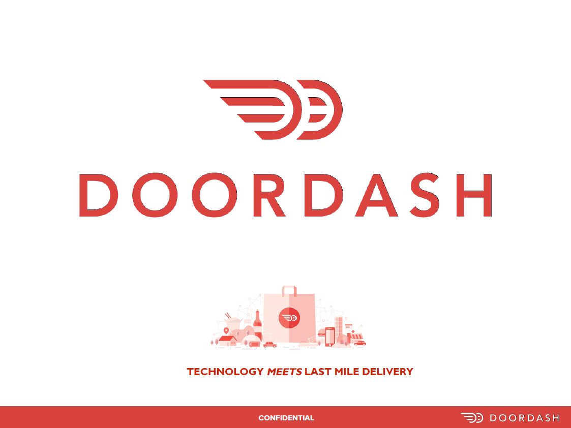 2017 Past Presentation: DoorDash - Technology Meets Last Mile Delivery