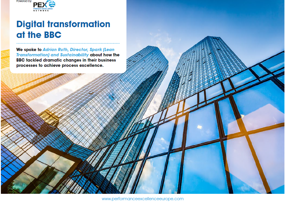 Digital Transformation at the BBC