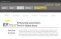 Embracing Intelligent Automation: The EY Global Story