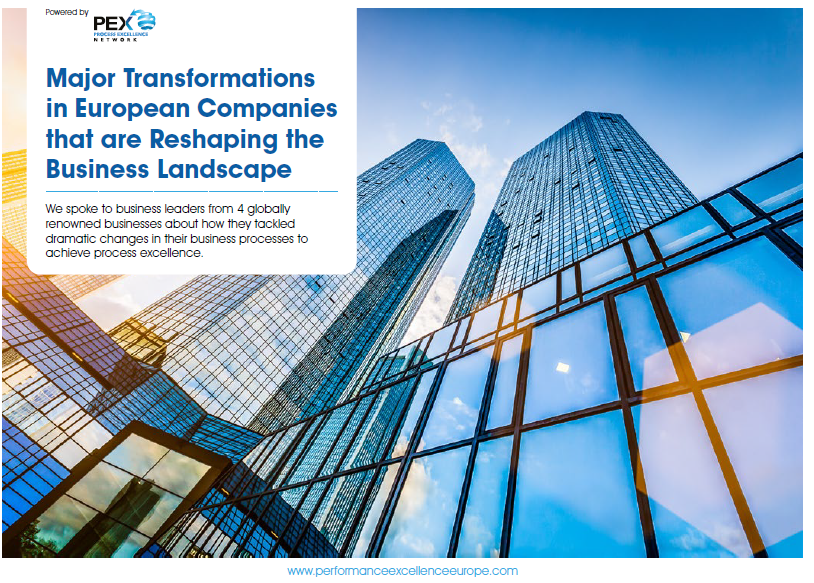 Major Transformation in European Companies: Reshaping the Business Landscape