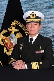 Rear Admiral Manuel Eduardo Bulnes Torres