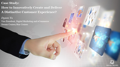 Case Study: How to Innovatively Create and Deliver A Distinctive Customer Experience?