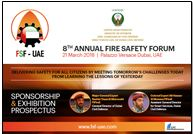 8th Annual Fire Safety Forum – Sponsorship Prospectus