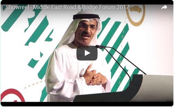 Middle East Road & Bridge Forum 2017 Showreel