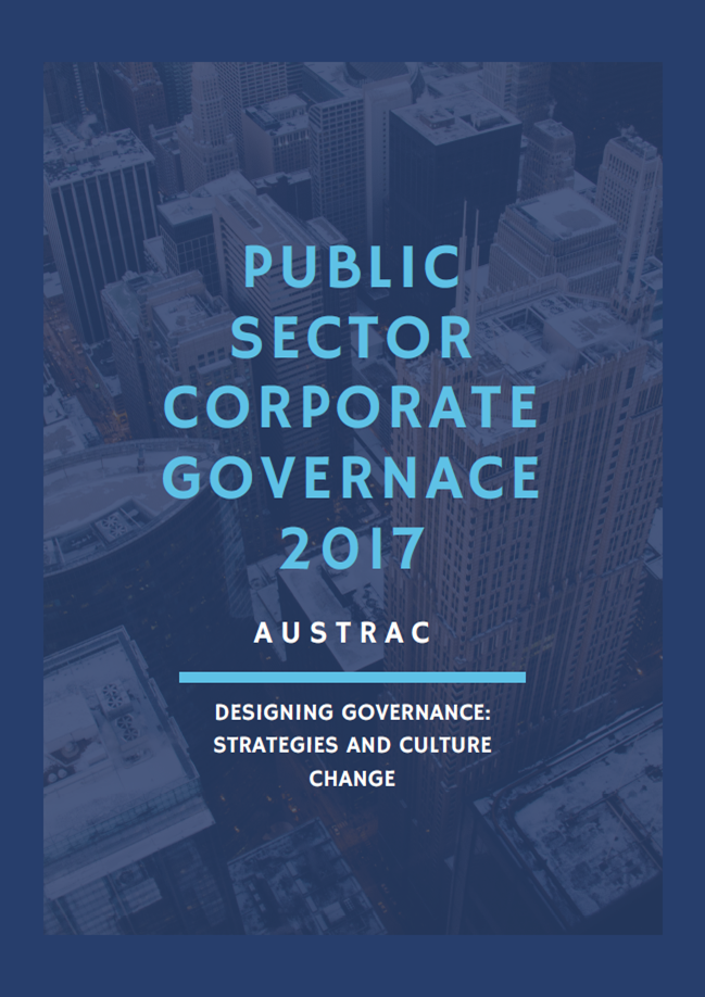 Designing Governance: Strategies and Culture Change