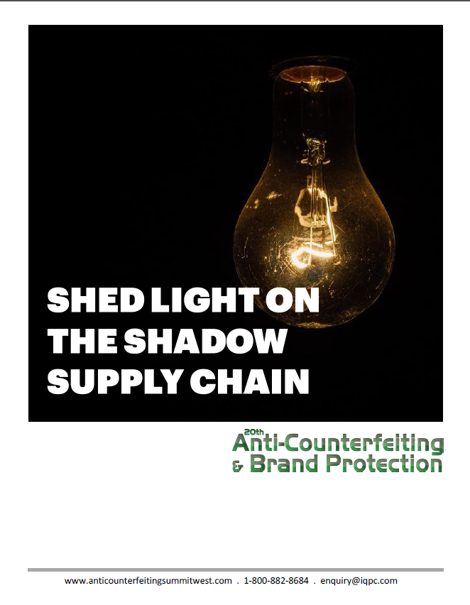 Shed Light on the Shadow Supply Chain