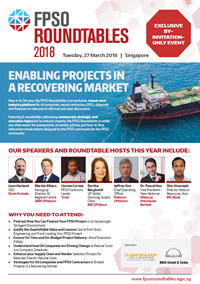 FPSO Roundtables Asia 2018 Brochure