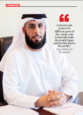 Road to success: Interview with Director of the Roads Department, Ministry of Infrastructure Development, UAE