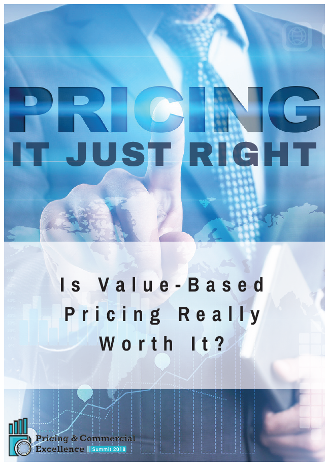 Report on Is Value Based Pricing Really Worth It?