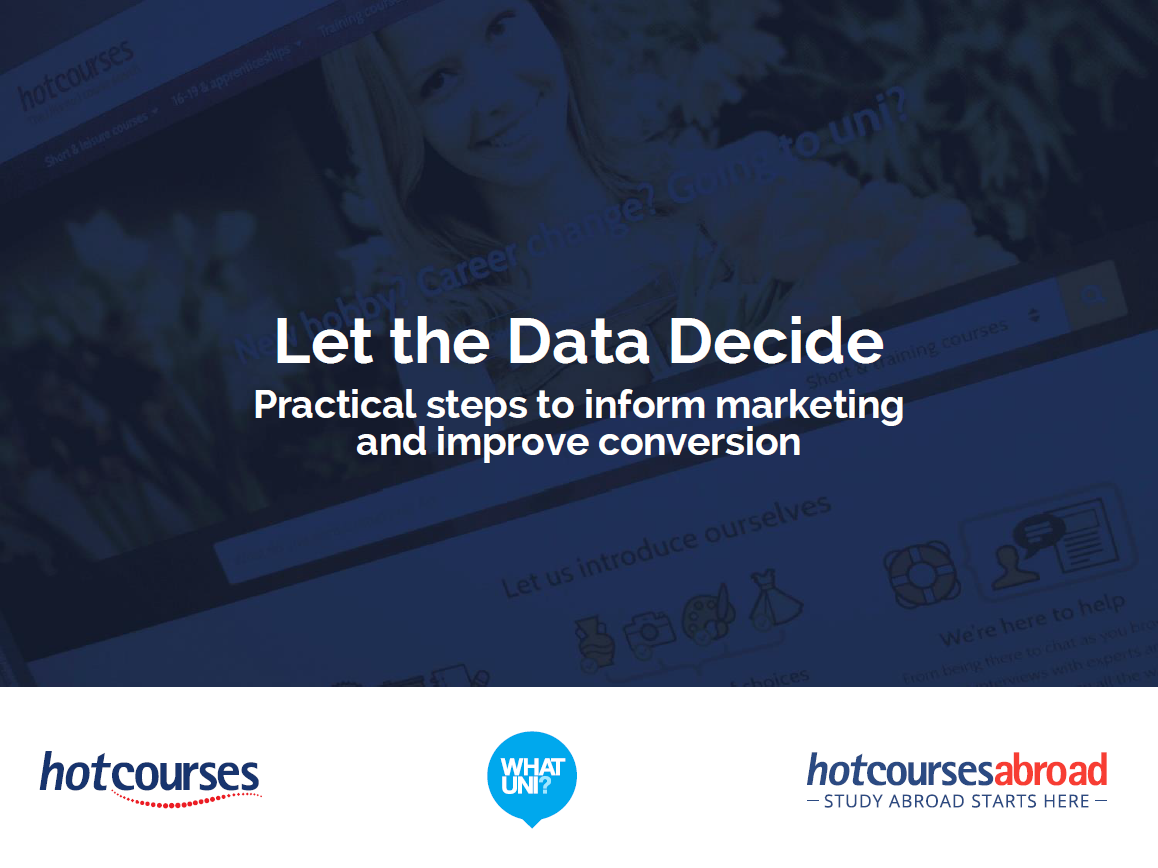 Using Data Trends to Make More Informed Digital Marketing Decisions