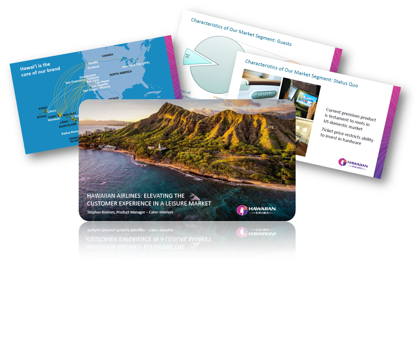 Hawaiian Airlines: Elevating the customer experience in a leisure market