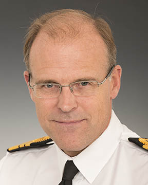 Vice Admiral Duncan Potts