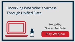 Uncorking IWA Wine's Success Through Unified Data