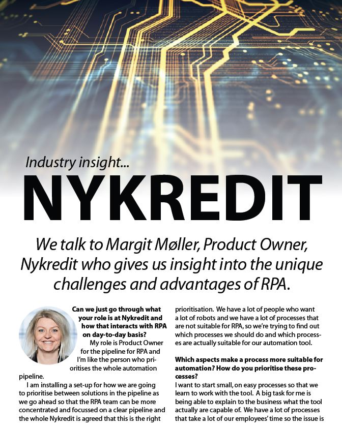 Industry Insight Nykredit