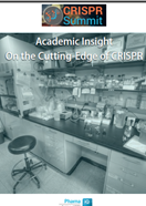 Academic Insight: On the Cutting-Edge of CRISPR