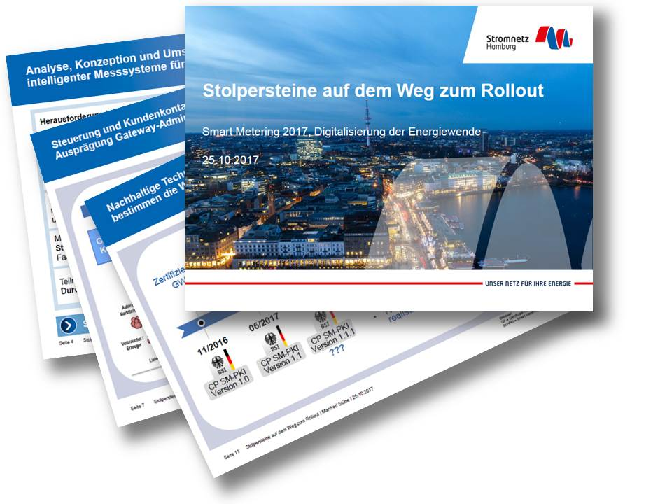 Smart Meter Rollout: Wie er bei Stromnetz Hamburg reibungslos gelingt