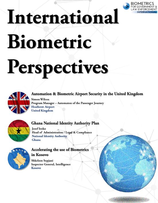 Global Biometric & Identity Perspectives