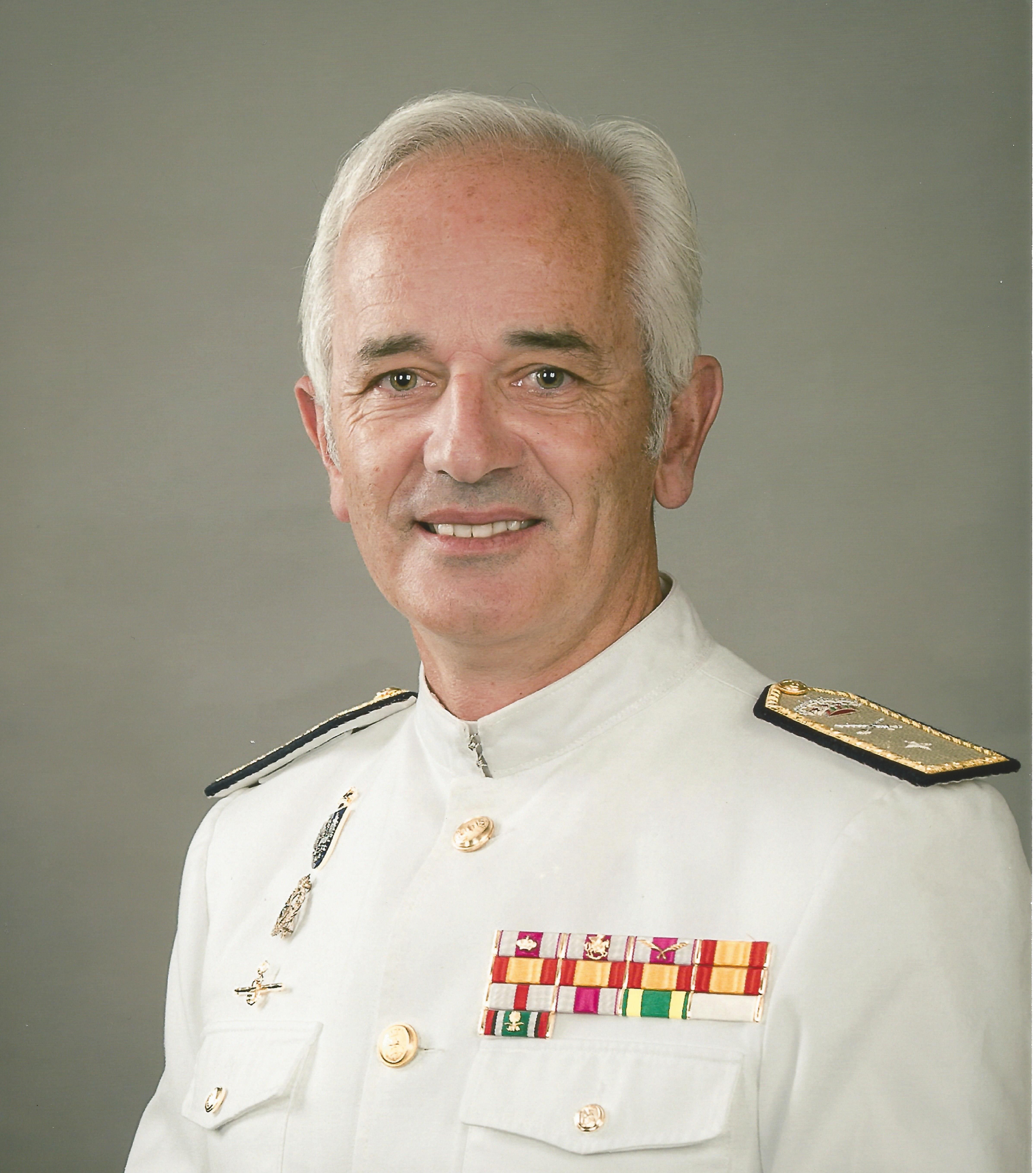 Vicealmirante Gregorio  Bueno Murga