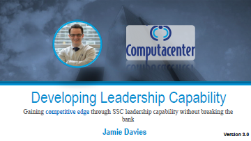 Computacentre: Developing Leadership Capability (2016 Presentation)