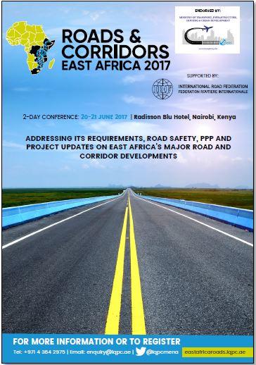 Agenda - Roads & Corridors East Africa 2017