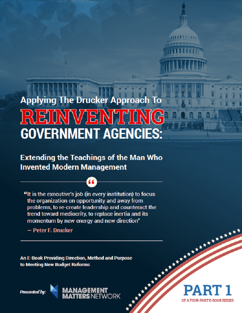 Market Report: Managing Government Agencies