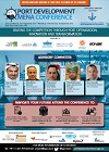 Port Development MENA Conference – Agenda