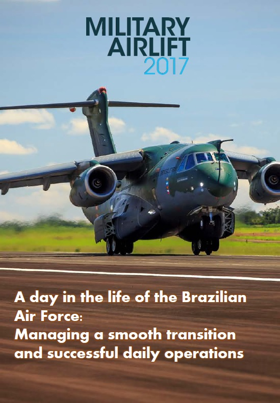 Brazilian Air Force - Managing a smooth transition and successful daily operations
