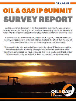 Oil & Gas IP: Survey Report
