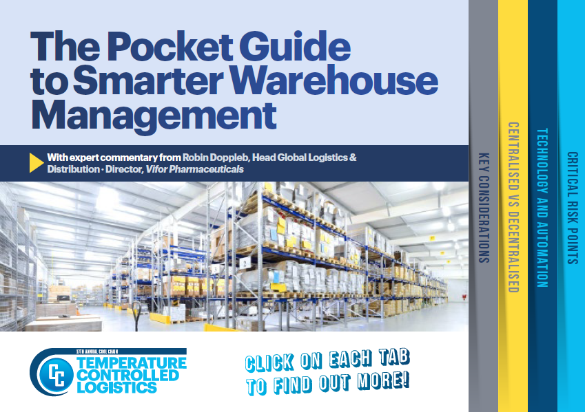 Smarter Warehouse Management Pocket Guide