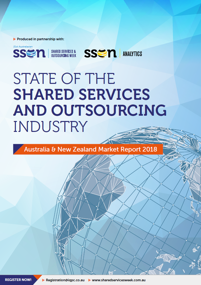 State of The Shared Services and Outsourcing Industry: Australia & New Zealand Market Report 2018