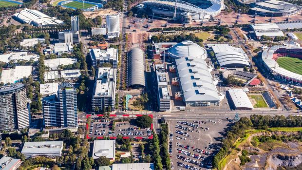 Sydney Olympic Park leases run strong following NSW infrastructure development