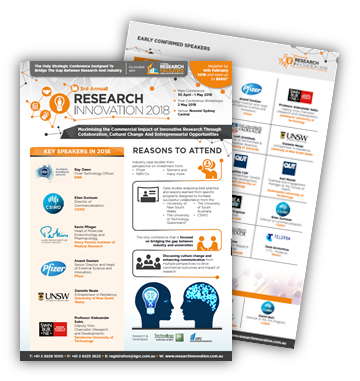 Research Innovation 2018 - View Final Program