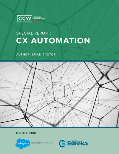 Special Report: CX Automation