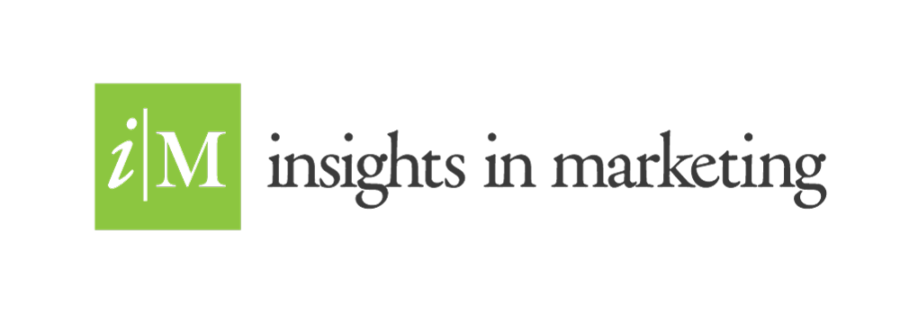 Insights in Marketing