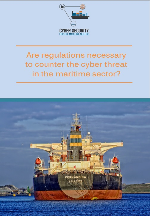 Are regulations necessary to counter the cyber threat in the maritime sector?