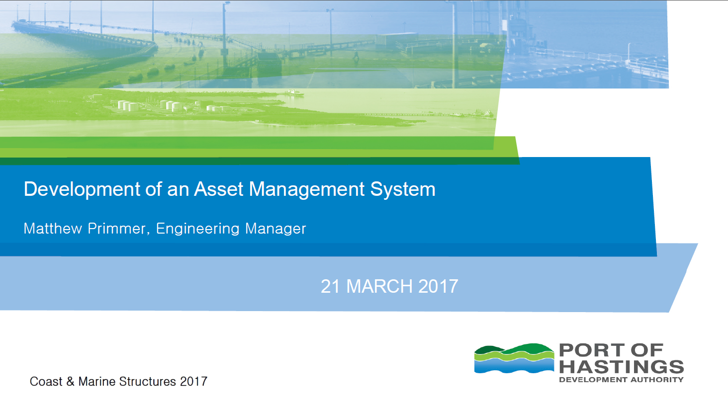 Developing an Asset Management System