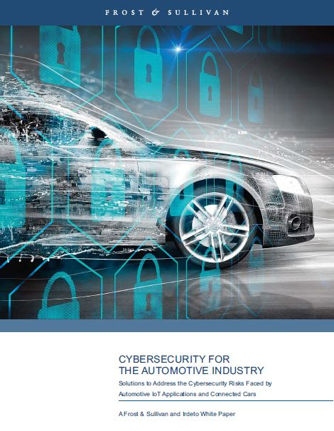 Solutions to Address the Cybersecurity Risks Faced by Automotive IoT Applications and Connected Cars