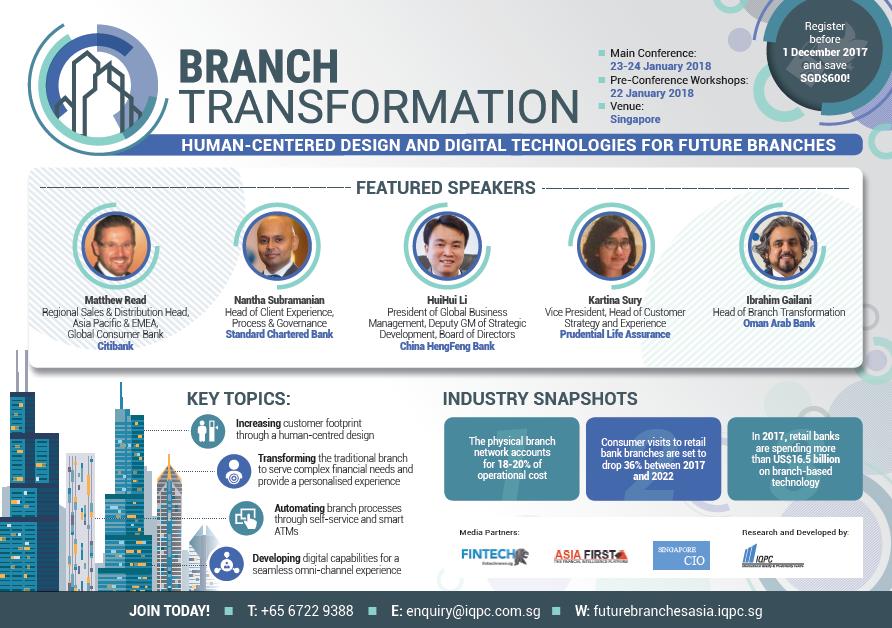 Branch Transformation Agenda