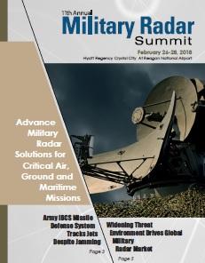 2018 Military Radar e-Magazine