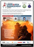 Agenda - 5th Annual Crisis & Risk Management Summit
